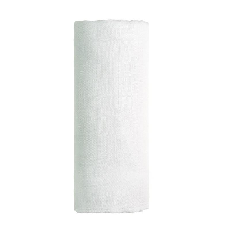 BIO Bambusová osuška, white / bílá