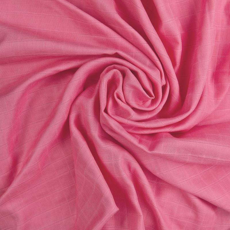BIO Bambusová osuška, pink / růžová