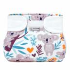 Ortopedické abdukční kalhotky - suchý zip, baby koala (5-9kg)