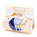 Ortopedické abdukční kalhotky - patentky, night bears (5-9kg)