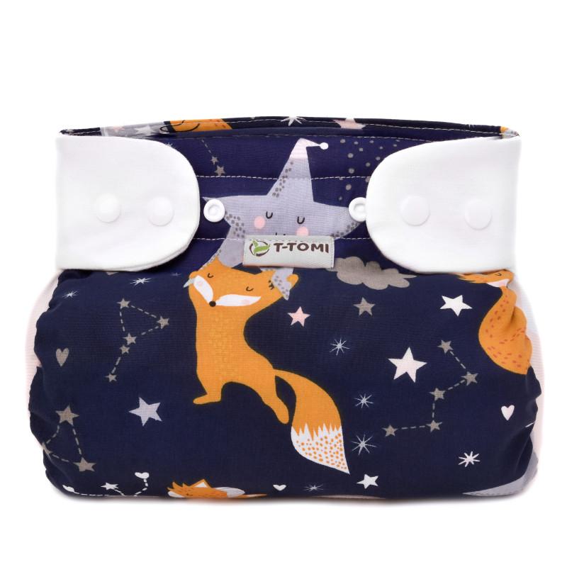 Ortopedické abdukční kalhotky - patentky, night foxes (3-6kg)