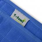 BIO Bambusová osuška, blue / modrá