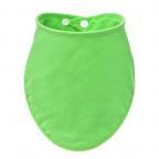 BIO Bambusový slintáček, green / zelená